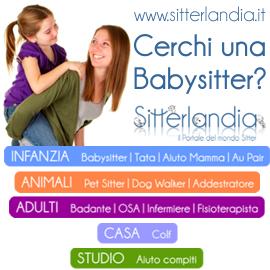 Sitterlandia.it - Il miglior modo per trovare la tua baby sitter ideale